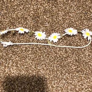 Flower headband 3/$10